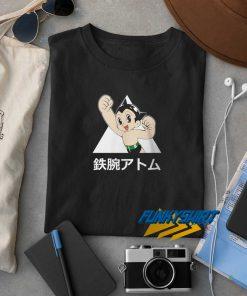 Astro Boy Mighty Atom t shirt