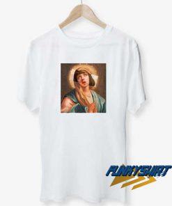 Ave Mia Wallace Pulp Fiction t shirt
