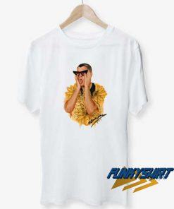 Bad Bunny Yellow t shirt