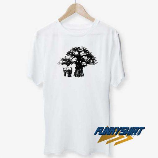 Baobab Art t shirt
