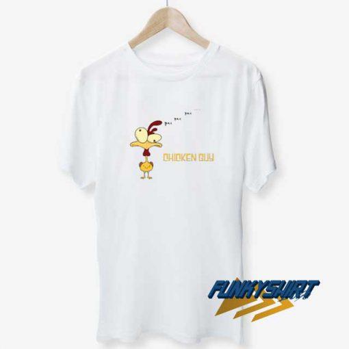 Chicken Guy Funny t shirt