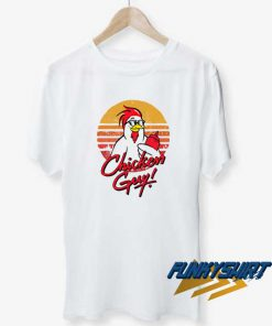 Chicken Guy Graphic t shirt