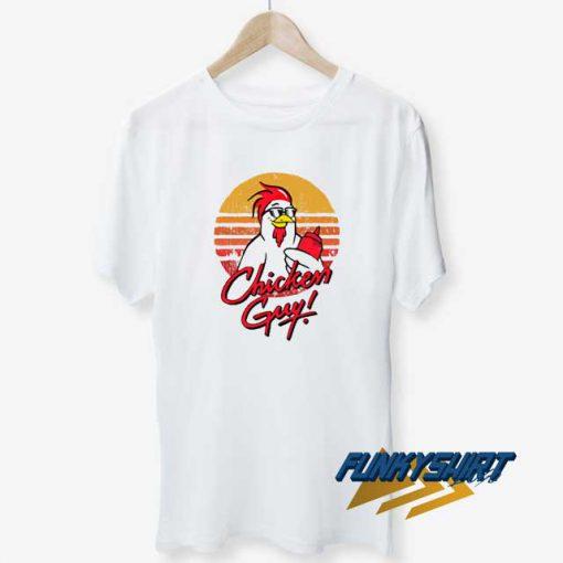 Chicken Guy Graphic t shirt