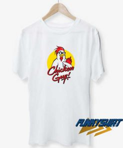 Chicken Guy Logo t shirt