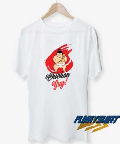 Chicken Guy Red t shirt