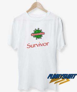 Coronavirus Survivor t shirt