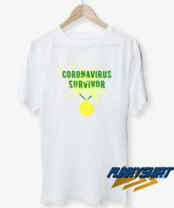 Coronavirus Survivor Funny t shirt