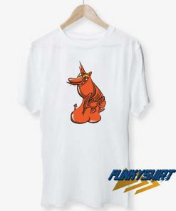 Cow And Chicken Character Red Guy t shirt