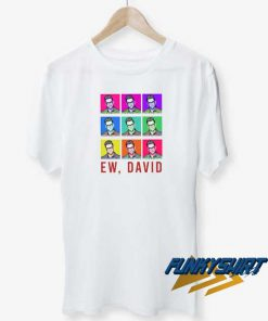 Ew David Colourfull t shirt