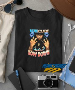 Ice Cube Bow Down t shirt