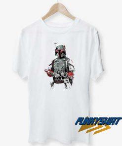 Mandalorian Star Wars Boba t shirt