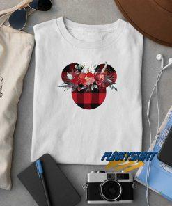 Minie Mouse Flower t shirt