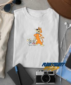 Pixie And Dixie And Mr Jinks Mice Cat t shirt