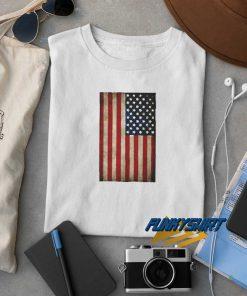 Retro Usa Flag t shirt