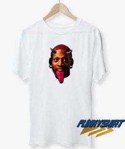 Rodman Face t shirt