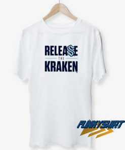 Seattle The Kraken t shirt