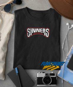 Sinners Esport t shirt