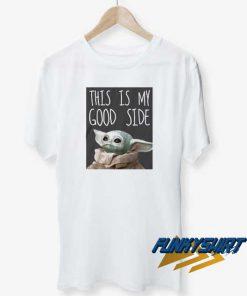 Star Wars The Mandalorian Yoda t shirt