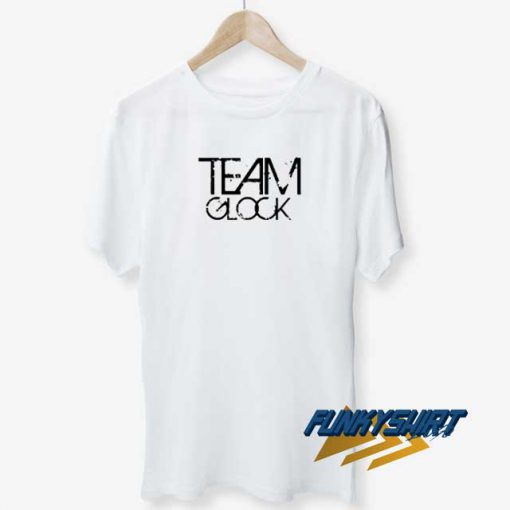 Team Glock t shirt