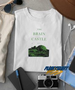 The Brain Castle t shirt