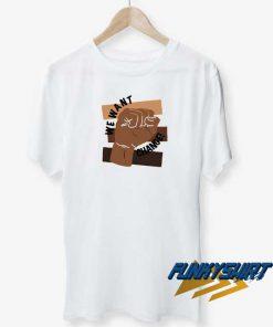 We Want Change Blm t shirt