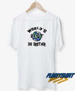Worlds Best Big Brother t shirt