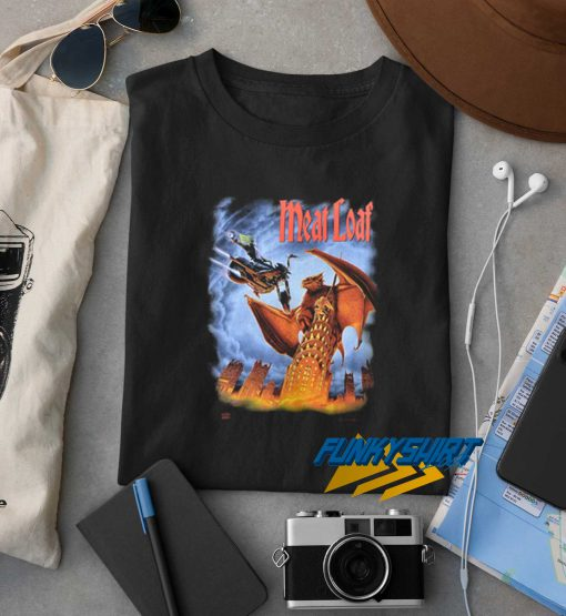 1999 Meat Loaf Europe Tour 90s Band t shirt