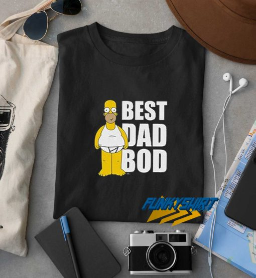 Best Dad Bod t shirt