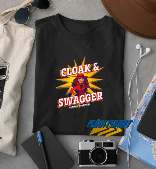 Cloak And Swagger t shirt