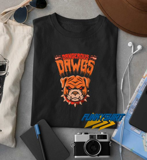 Dangerous Dawgs t shirt
