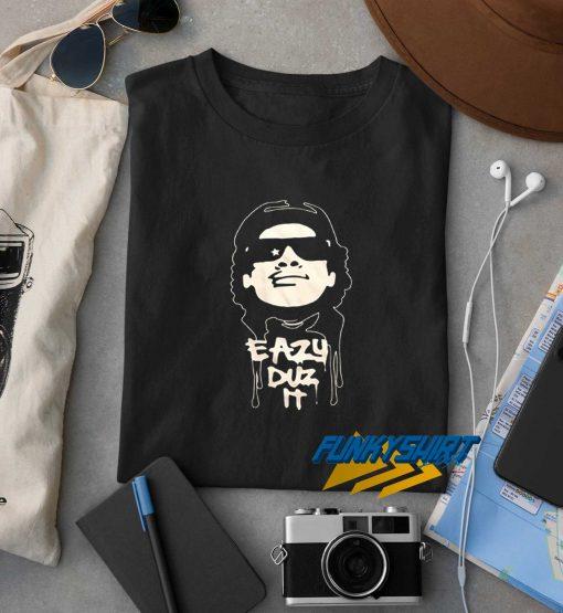 Eazy Duz It t shirt