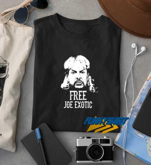 Free Joe Exotic t shirt