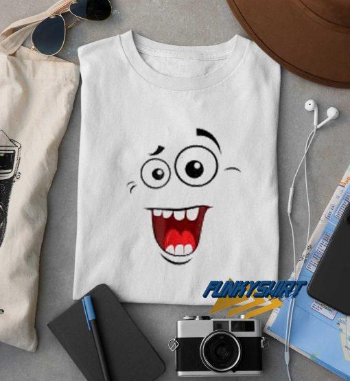 Funny Face Emoji t shirt