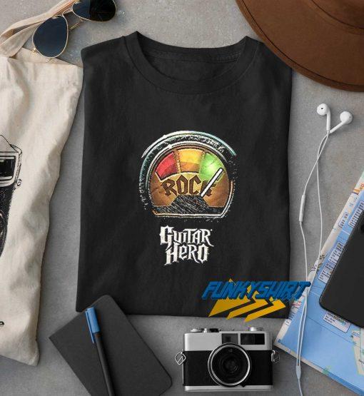 Guitar Hero Games t shirt