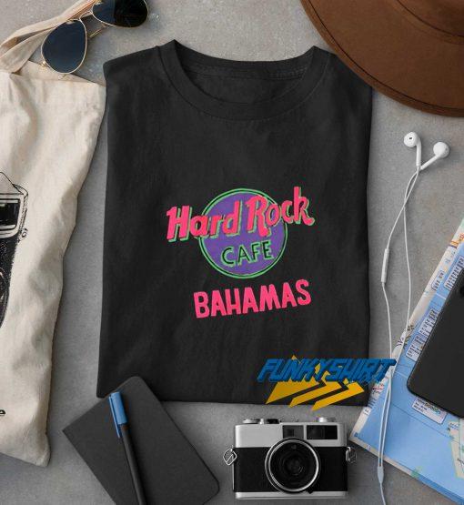 Hard Rock Cafe Bahamas t shirt