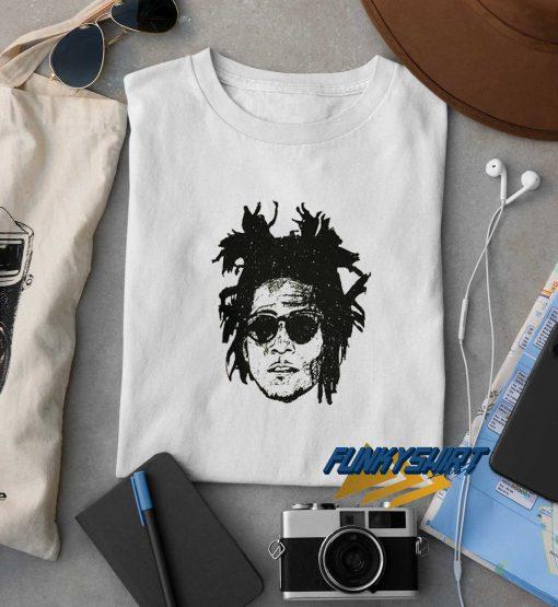 Jean Michel Basquiat Art t shirt