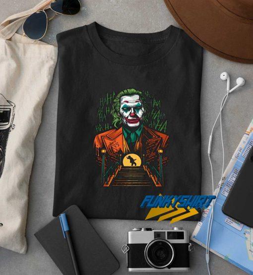 Joker Joaquin Phoenix t shirt