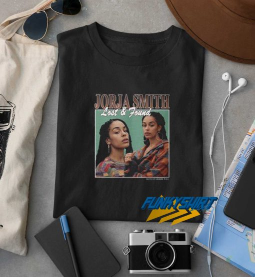 Jorja Smith Lost And Found t shirt