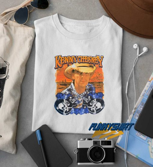Kenny Chesney Tour t shirt