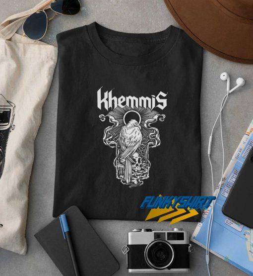 Khemmis Raven t shirt