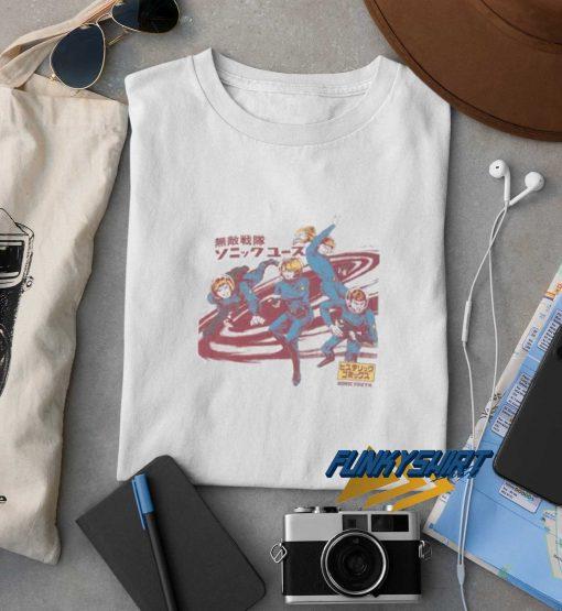 Kurt Cobain Wore A Sonic Youth t shirt