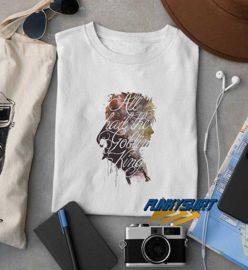Labyrinth Art t shirt