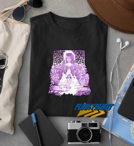 Labyrinth David Bowie Movie t shirt