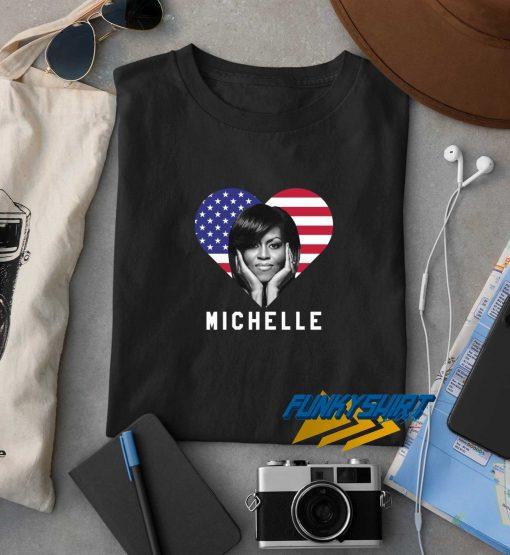 Love Michelle Obama t shirt