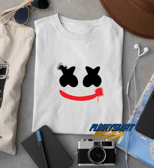 Marshmello Joker t shirt