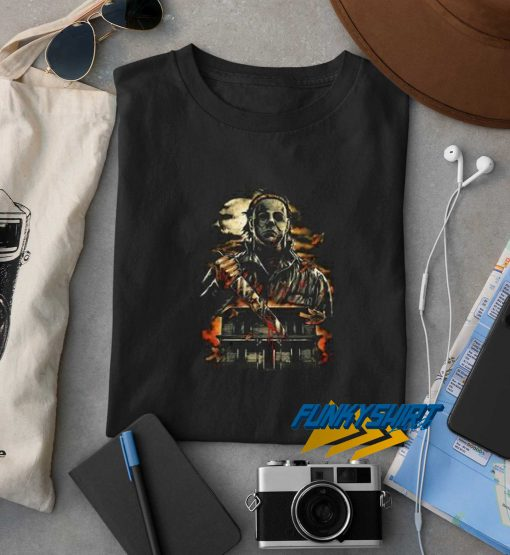 Michael Myers Halloween Horror t shirt