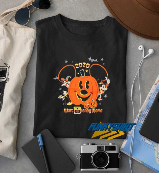Mickey Mouse And Friends Halloween 2020 t shirt