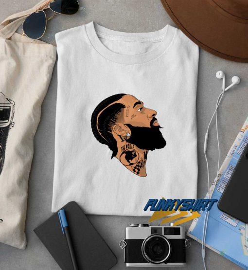 Nipsey Hussle Graphic Tee t shirt