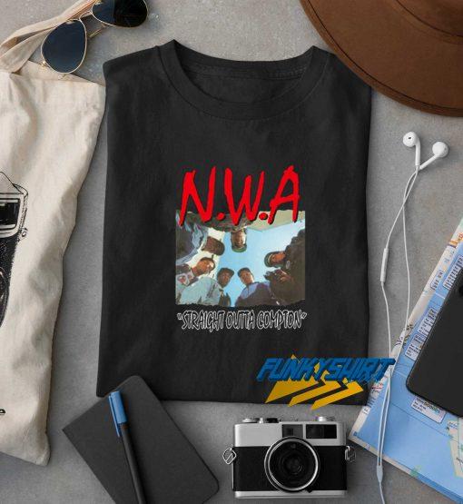 Nwa Straight Outta Compton t shirt
