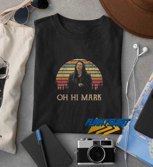 Oh Hi Mark Graphic t shirt